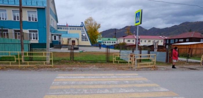 В Онгудае возобновили подвоз детей в школы