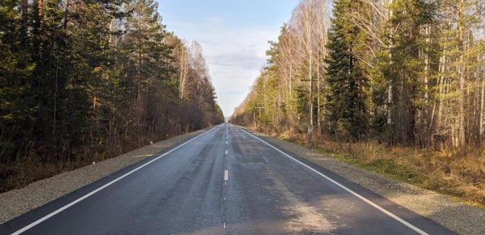 В Республике Алтай отремонтировано 110 км региональных дорог
