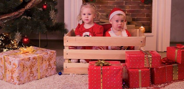 Стартовала благотворительная акция по сбору новогодних подарков для детей-сирот