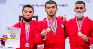 Родион Асканаков завоевал серебро Кубка мира по боевому самбо