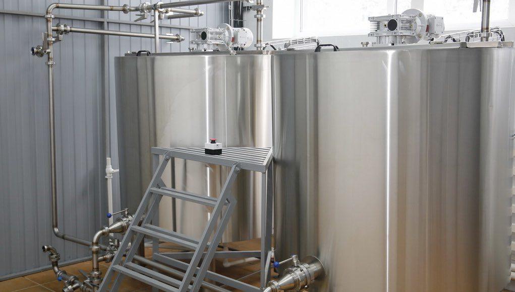 В Чое открылся завод по переработке молока