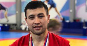 Эжер Кеденов стал мастером спорта международного класса
