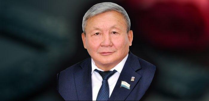 Ушел из жизни председатель Госсобрания Владимир Тюлентин