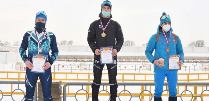 Денис Иродов стал серебряным призером всероссийских соревнований по биатлону