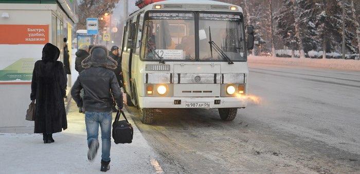 Стоимость проезда в городских и пригородных автобусах с 1 февраля увеличится