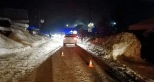 10-летняя девочка попала под колеса автомобиля в Горно-Алтайске