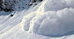 В горах Алтая лавиноопасно