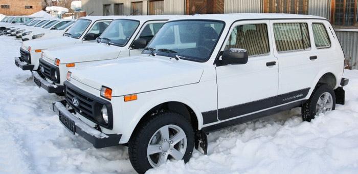 Десять санитарных автомобилей поступили в Республику Алтай