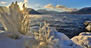 Морозы на Алтае ослабеют к Рождеству