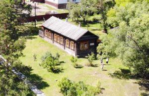Дом-усадьба Чорос-Гуркина зарегистрирована как объект культурного наследия