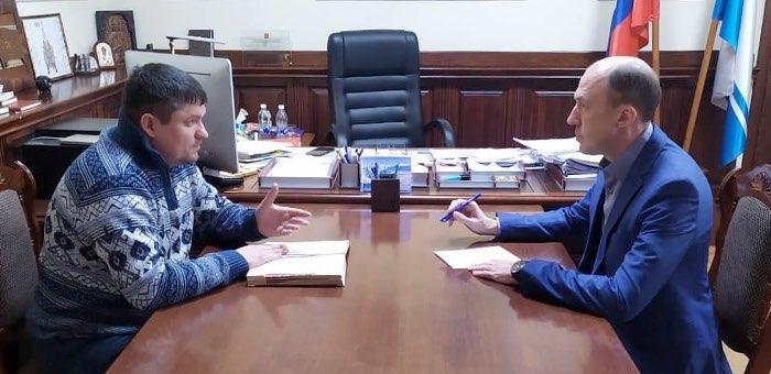 Передачу земель АЭСХ в собственность Шебалинского района обсудили в правительстве