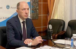 Олег Хорохордин провел заседание оперштаба по борьбе с коронавирусом