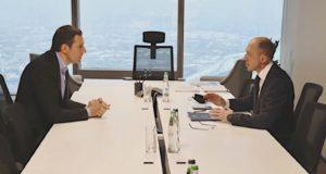 Республика Алтай будет сотрудничать с Российским экологическим оператором