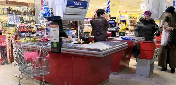 Сотрудника «Аникса» наказали за обсчет покупателя: на кассе стоимость товара оказалась выше