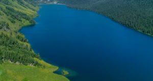 «Чудо-озеро Тайменье»: новый фильм режиссера Ивана Усанова о Горном Алтае