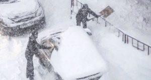 В ближайшие дни синоптики прогнозируют снегопады