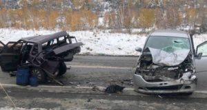 Водитель, в нетрезвом виде устроивший страшное ДТП на Чуйском тракте, стал фигурантом уголовного дела