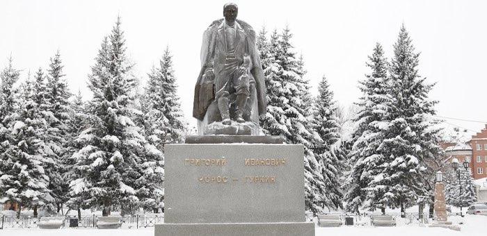 Память Григория Чорос-Гуркина почтили в Горно-Алтайске