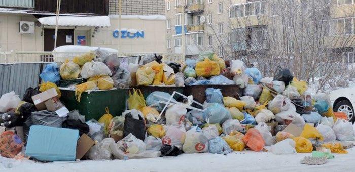 «Коммунальщик» вновь оштрафован за несвоевременный вывоз мусора