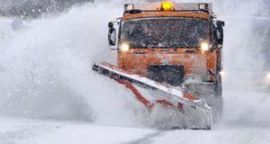 118 машин устраняют последствия снегопада на федеральных трассах Республики Алтай