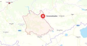 Еще два землетрясения произошли в Улаганском районе
