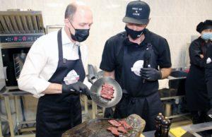 «Вкус Алтая»: шеф-повара приготовили двести блюд сибирской и алтайской региональной кухни