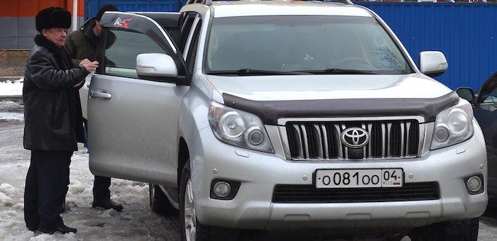 Облогина обязали возместить городскому бюджету стоимость похищенного автомобиля