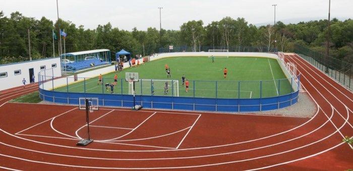 Физкультурно-оздоровительный комплекс построят в Шебалино