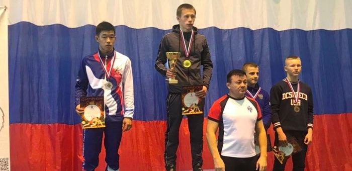 Успехи алтайских борцов в Бердске и Новокузнецке