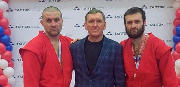 Братья Редькины стали призерами всероссийских соревнований по самбо