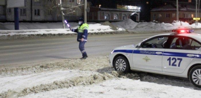 Итоги спецрейда: задержаны пять пьяных водителей