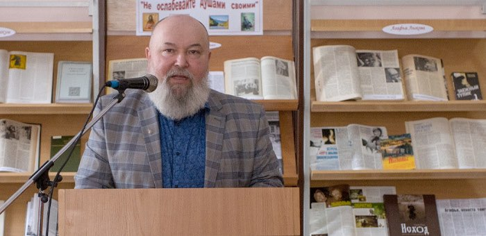 Презентация книги про старообрядцев прошла в Горно-Алтайске