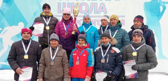 Спортсмен с Алтая стал призером первенства Сибири по лыжным гонками