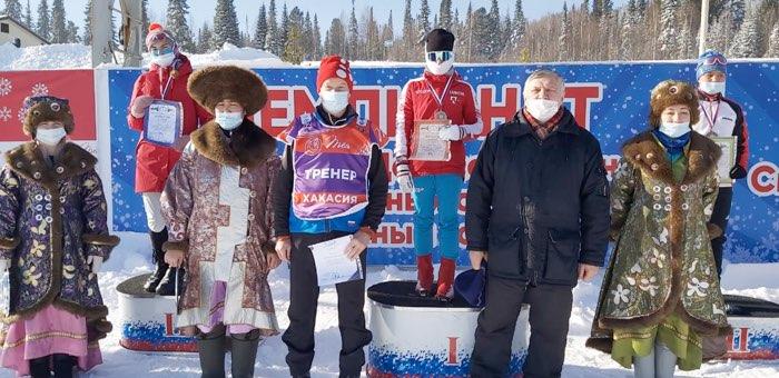 Арина Кусургашева стала бронзовым призером чемпионата Сибири и Дальнего Востока