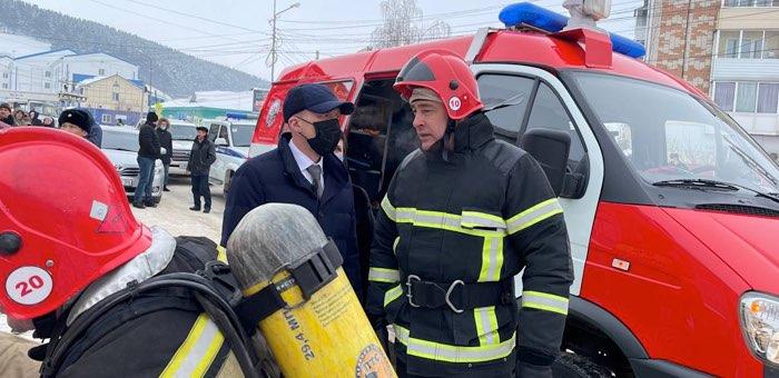 Торговые центры и социальные учреждения проверят на предмет пожарной безопасности