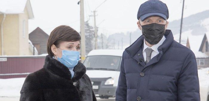 Хорохордин поручил ликвидировать снежные завалы до конца недели