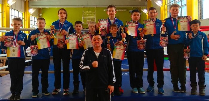 Кикбоксеры из Республики Алтай успешно выступили на турнире в Бийске