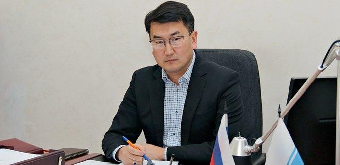 «Единая Россия» выдвинула на пост председателя Госсобрания Артура Кохоева