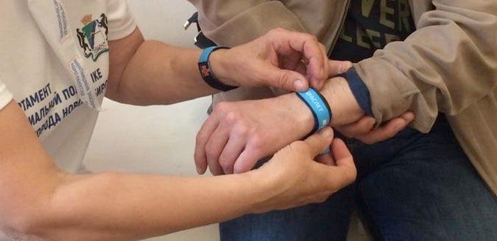 Более 1 тысячи «браслетов помощи» поступило в Республику Алтай
