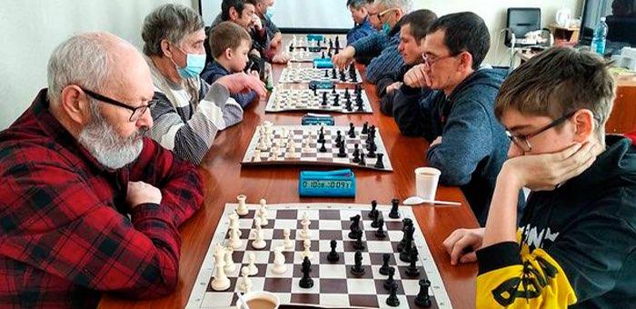 Открытый турнир по шахматам прошел в Турочаке