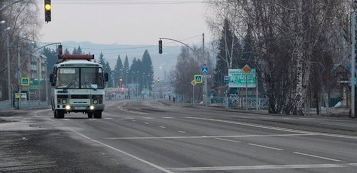 Автобусный маршрут для жителей Промзоны появится в Майминском районе