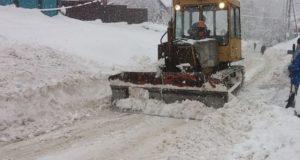 «Жалобы по уборке снега снять готов, но необходимо поднять расценки»