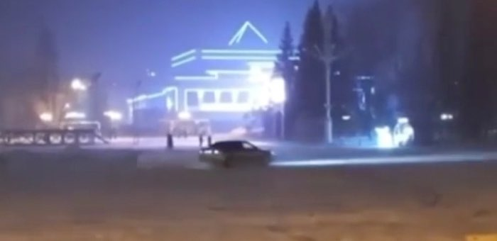 Надрифтовал на 4,5 тысяч рублей: водителя-лихача нашли и оштрафовали