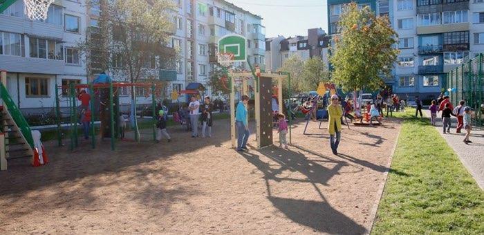 Начался прием предложений по благоустройству дворовых территорий в Горно-Алтайске
