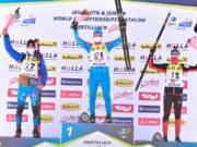 Денис Иродов стал чемпионом мира по биатлону среди юношей