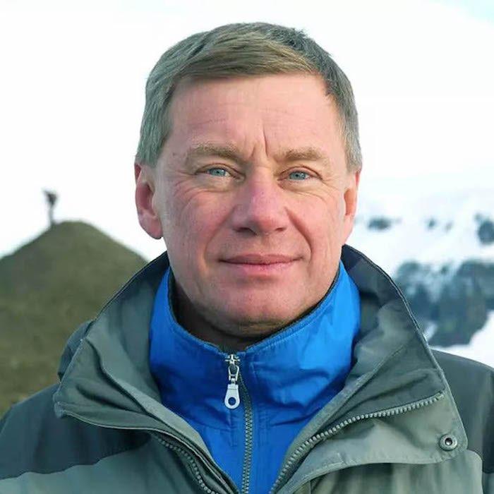 директор программы «Климат и энергетика» WWF России, один из ведущих климатологов страны Алексей Кокорин