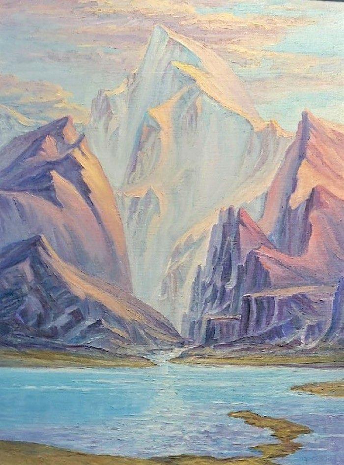 Ледник Ойык-Туу-nga