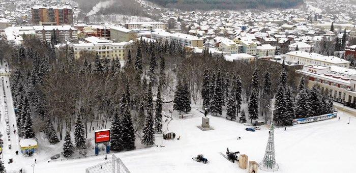 Завершается прием предложений по благоустройству общественных территорий в Горно-Алтайске