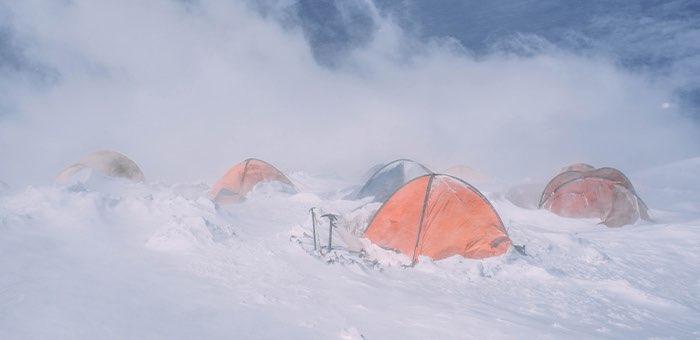 Штормовое предупреждение: в Республике Алтай вновь ожидается ухудшение погоды