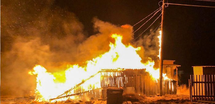 Сотрудники погрануправления предотвратили возникновение крупного пожара в Ташанте